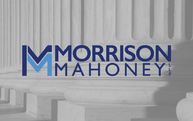 Michael F Aylward Morrison Mahoney