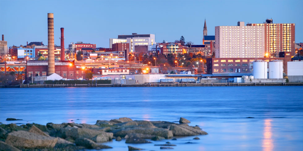 Fall River, MA office photo.